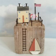 Look out cottage. by ShabbyDaisies on Etsy