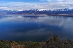 Big Prespa Lake by Nicolas Mitkanis on Mountains, Landscape, Big, Nature, Travel, Naturaleza, Viajes, Scenery, Landscape Paintings