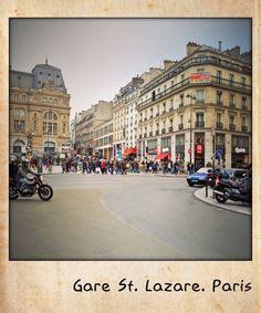 1000 images about st lazare paris on pinterest successful business its always and restaurant - Restaurant saint lazare paris ...
