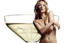 Kate Moss, sus 25 años como modelo en una copa