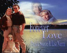 Patrick Swayze & Lisa
