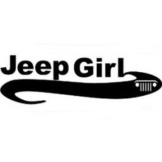 Cute Decal! I need this for my Jeep!