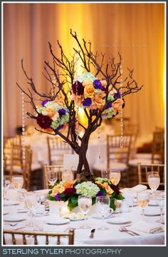 wedding reception decor #rustic