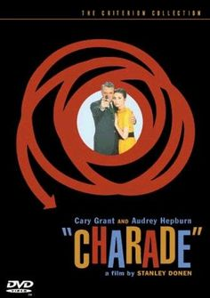 Charade, a classic film, starring Cary Grant and Audrey Hepburn, was a true spy thriller. Perfect for Old Hollywood fans! Check out the top 10 Audrey Hepburn films of all time! Charade Movie, Charade 1963, Cinema Tv, I Love Cinema, Cary Grant, Old Movies, Vintage Movies, 1960s Movies, Famous Movies