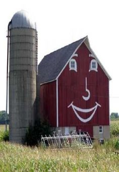 I think I just saw this in Wisconsin - or very similar - still love it - made me smile