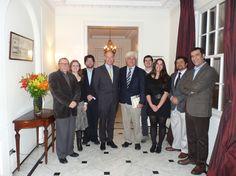 Leiden Alumni Chapter Chili Santiago de Chile - 23 August 2014