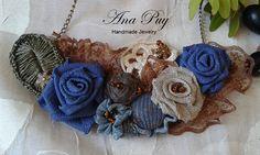 Si quieres comprar este collar visita mi página en: https://www.etsy.com/pt/shop/AnaPuyJewelry