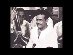 Pt Bhimsen Joshi- Raag Miyan ki Todi, Jogia & Bhairavin@Calcutta Music C...