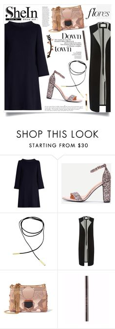 """Florabella"" by violet-peach ❤ liked on Polyvore featuring Goat, Oui, Jimmy Choo, Wild Hearts and Anja"