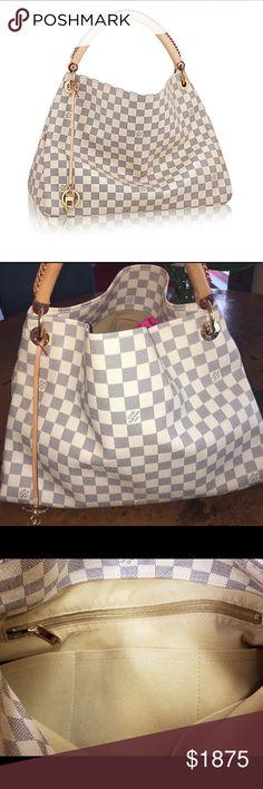 8a091463a2f3 Louis Vuitton - 100% Authentic! Louis Vuitton ARTSY MM - 100% Authentic!