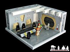 LEGO Star Wars MOC - Short negotiations