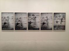 Untitled, 2007. Dash Snow - 'Secret Passions exhibition' @ Tripostal (Lille, France)