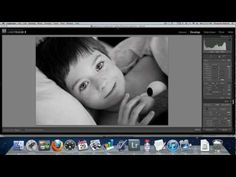 Editing Eyes in Lightroom {Elizabeth Halford Photography}
