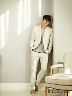Korean photoshoots: Sung Si Kyung - InStyle Magazine May Issue Korean Men, Korean Actors, Sung Si Kyung, Instyle Magazine, Fine Men, My Man, Gorgeous Men, My Eyes, Kdrama