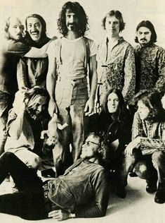 Mothers Of Invention - Live In Toronto - 1969 - Past Daily Backstage Weekend