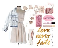 """""""Love Never Fails"""" by turtleloveraubrie ❤ liked on Polyvore featuring Kendra Scott, French Connection, Hollister Co., Dorothy Perkins, Jessica Carlyle, Effy Jewelry, Catbird, Repossi, Surratt and ban.do"""