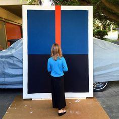 Abstract werk van kunstenaar Paul Kremer via Photo Projects, Art Projects, Cadre Diy, Modern Art, Contemporary Art, Abstract Wall Art, Abstract Sculpture, Grafik Design, Disney Cartoons