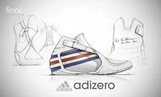 Aric Armon – Teofilo Stevenson Adizero Boxing Boot