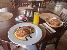 Maya Tulum breakfast