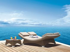 stylish beach furniture