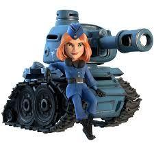 Tropa - Carro de combate