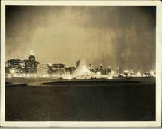 Grant Park, 1930, Chicago