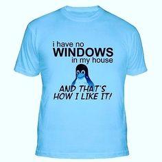 Cocok Buat Linux User :D  Bahan : Cotton  Size : M L XL Berat : -300gram Harga : Rp85.000  Hubungi Bbm : 5776C989  #linux #linuxfan #kaosmurah #kaosbandung #tshirt #kaoscowok # by readysale