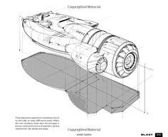 BLAST: spaceship sketches and renderings: Scott Robertson, Daniel Gardner, Annis Naeem: 9781933492544: Amazon.com: Books