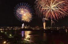 Fireworks / Fukuoka, Japan 大濠公園/福岡