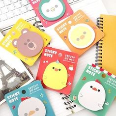 Learn more about the Animal Friend Sticky Note!