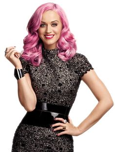katy perry pretty in pink