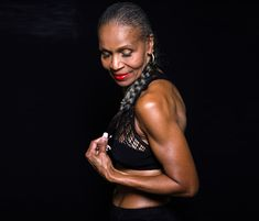 10 People Over 70 Who Are Fitter Than You - : Image: Getty Images http://fitbie.msn.com/slideshow/inspiring-athletes-senior-citizens    Ernestine Shepherd, 76