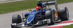 Felipe Nasr, da Sauber, chegou em 12º no GP da Malásia (Foto: Divulgação)