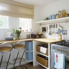 Arredare una cucina in un piccolo spazio