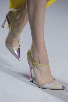 #Christian Dior Spring 2013 Ready-to-Wear Collection #Shoes