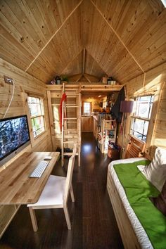 Love this tiny home!