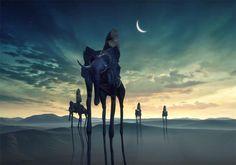 Vous pouvez visiter le Monde incroyable de Salvador Dali en 3D (6)