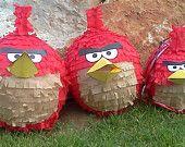 Angry Bird Pinata