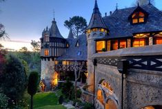 The spellbinding Thorngrove Manor Hotel in Adelaide, Australia.