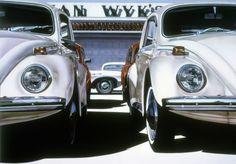 Aesthetica Magazine - Photorealism: 50 Years of Hyperrealistic Painting, Birmingham Museum and Art Gallery John Kacere, Volkswagen, Pop Art, Birmingham Museum, Realistic Paintings, Love Car, Car Painting, Art Plastique, Artist At Work