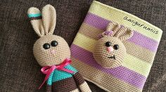 Amigurumi lalylala #crochetrabbit