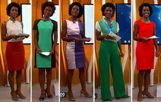 moda do programa Hora 1,