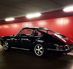 1967 Porsche 911 Carrera 2.7