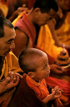 Himalayan Pilgrimage   by Ernst Haas,Tibet, c 1978