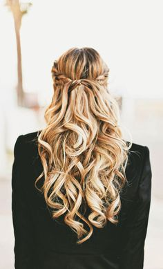 Big Hair Friday - Hair Romance