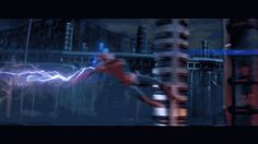 Spider-Man and Electro: The Amazing Spider-Man 2