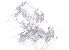 Sketch ©Cometa Architects.