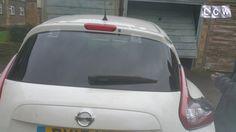 Nissan Juke Rear Screen Replacement - After