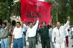 LA JORNADA: ANUNCIAN CAMPAÑA NACIONAL PARA REABRIR LA NORMAL RURAL DEL MEXE...