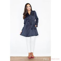M403  Double-breasted coat $99.00 USD